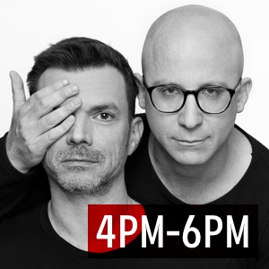 טייכר וזרחוביץ' ברדיו תל אביב, יום שלישי, 25 בפברואר, 2020