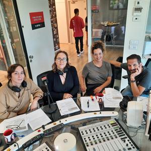 אלעד בכר ברדיו תל אביב, יום שלישי, 22 ביוני, 2021