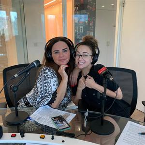 אופירה אסייג ונלי תגר ברדיו תל אביב, יום שלישי, 22 ביוני, 2021